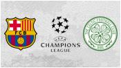 Барселона 6 - 1 Селтик (11 декабря 2013). 2-й тайм