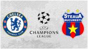 Челси 1 - 0 Стяуа (11 декабря 2013). 1-й тайм