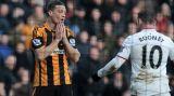 Халл Сити проигрывает Манчестер Юнайтед в захватывающей борьбе