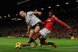 Манчестер Юнайтед проиграл на «Олд Траффорд» Тоттенхэму