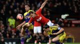 Манчестер Юнайтед обыграл Суонси на «Олд Траффорд»