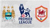Манчестер Сити 4 - 2 Кардифф Сити (18 января 2014). 1-й тайм
