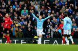 Манчестер Сити результативно обыграл Кардиф