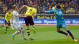 Боруссия теряет очки в матче против Аугсбурга