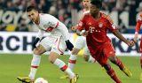 Бавария в напряженном матче одолела Штутгарт