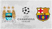 Манчестер Сити 0 - 2 Барселона (18 февраля 2014). Обзор матча