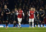 Лига Чемпионов. Арсенал не нашел контраргументов в игре против Баварией
