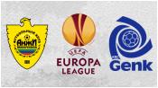 Анжи 0 - 0 Генк (20 февраля 2014). Обзор матча
