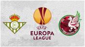 Бетис 1 - 1 Рубин (20 февраля 2014). Обзор матча