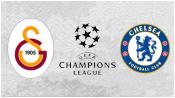 Галатасарай 1 - 1 Челси (26 февраля 2014). 1-й тайм