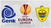Генк 0 - 2 Анжи (27 февраля 2014). Обзор матча
