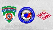 Терек 1 - 0 Спартак Москва ( 8 марта 2014). Обзор матча