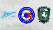 Зенит 0 - 0 Томь ( 9 марта 2014). Обзор матча