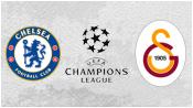 Челси 2 - 0 Галатасарай (18 марта 2014). 1-й тайм