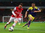 Арсенал потерял очки в матче против Суонси