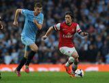 Арсенал поделил очки с Манчестер Сити