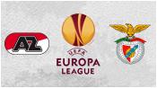 АЗ Алкмаар 0 - 1 Бенфика ( 3 апреля 2014). 1-й тайм