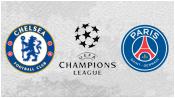 Челси 2 - 0 ПСЖ ( 8 апреля 2014). 1-й тайм
