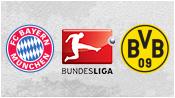 Бавария 0 - 3 Боруссия Д (12 апреля 2014). 1-й тайм