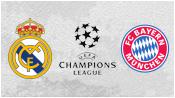 Реал Мадрид 1 - 0 Бавария (23 апреля 2014). 1-й тайм