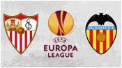 Севилья 2 - 0 Валенсия (24 апреля 2014). 1-й тайм