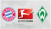 Бавария 5 - 2 Вердер (26 апреля 2014). 1-й тайм