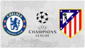 Челси 1 - 3 Атлетико М (30 апреля 2014). 1-й тайм