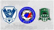 Волга 0 - 1 Краснодар ( 2 мая 2014). Обзор матча