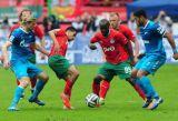 Локомотив поделил очки с Зенитом