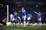 Манчестер Сити разбивает Астон Виллу и обходит Ливерпуль