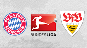 Бавария 1 - 0 Штутгарт (10 мая 2014). 1-й тайм