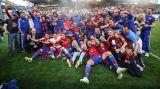 ЦСКА стал чемпионом России