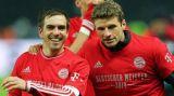 Мюллер и Лам обновили контракты с Баварией