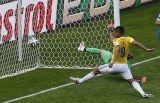 Колумбия крупно обыграла Грецию