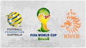 Австралия 2 - 3 Нидерланды (18 июня 2014). Обзор матча