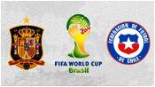 Испания 0 - 2 Чили (18 июня 2014). Обзор матча