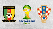 Камерун 0 - 4 Хорватия (19 июня 2014). Обзор матча
