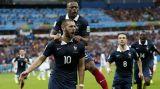 Франция устроила разгром Швейцарии