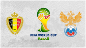 Бельгия 1 - 0 Россия (22 июня 2014). Превью!