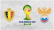Бельгия 1 - 0 Россия (22 июня 2014). Обзор матча
