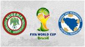 Нигерия 1 - 0 Босния и Герцеговина (22 июня 2014). Обзор матча