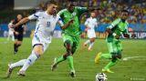 Нигерия добыла минимальную победу над сборной Боснии и Герцеговины