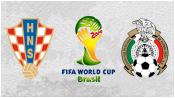 Хорватия 1 - 3 Мексика (23 июня 2014). Обзор матча