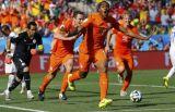 Нидерланды одолели Чили и вышли на сборную Мексики