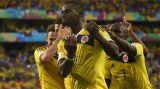 Колумбия разгромила Японию