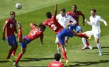 Коста-Рика стала первой в группе «D»