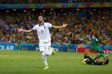 Греция вырвала победу у Кот-д'Ивуара