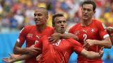 Шакири обыграл Гондурас и вывел Швейцарию в плей-офф