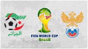 Алжир 1 - 1 Россия (26 июня 2014). Обзор матча