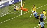Дубль Хамеса позволил Колумбии переиграть Уругвай
